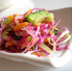 Love asian style coleslaw recipe wana