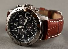 EDC - Every Day Carry, Citizen Men's BL5250-02L Eco-Drive Chronograph