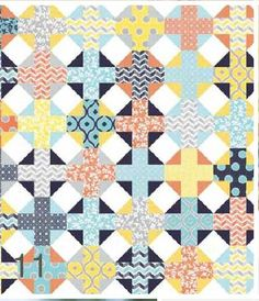 New pattern from @Lella's Boutique using Mixiologie by Studio M. In stores January