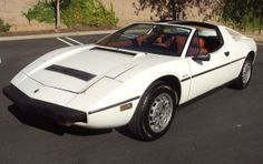 This 1975 Maserati Merak received a T-top conversion when near new and sounds to be a one-off. The car is far from perfect and needs plenty ...