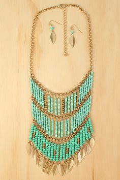 Native Princess Necklace
