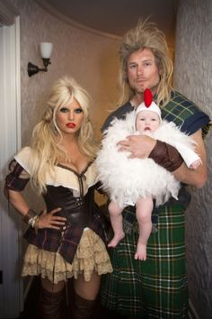 Jessica Simpsons baby chick