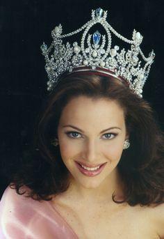Miss Venezuela 2000 Eva Ekvall