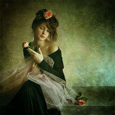 European Geisha... by Katerina Lomonosov
