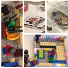 LEGO Education StoryStarter Sets = Huge hit at Creativity Night: Marine Maker Fair! Many teachers commented about these sets would be perfect for their classrooms.
