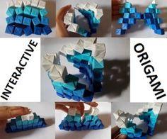 interactive origami