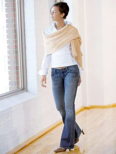 Must Make for Me - saw the sample shawl at my local knitting store, lovely & so soft!