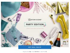 80% OFF Party Editio
