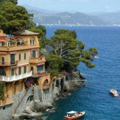 Portofino Italy.