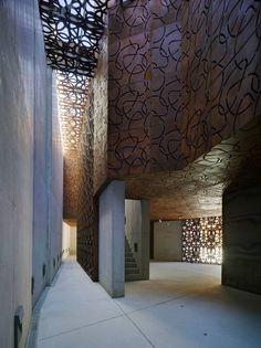 Monteagudo, Murcia, Spain  Monteagudo Museum  AMANN.CÁNOVAS.MARURI