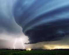 Storm line.