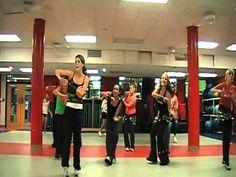 zumba just dance lady gaga