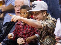 Justin Bieber, Chris Paul Jr