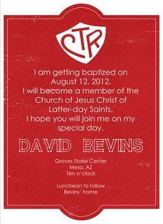 Two Sided Baptism Announcement25 pack5 by 7 with by puexican