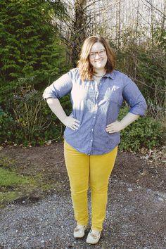 Mustard Yellow and C