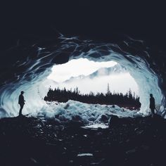 ice cave, danielodowd, shelter, arctic adventur, caves, writing prompts, taylor, creative writing, cave dwell