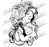 Mother And children Tattoo Ideas