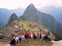 Visit Machu Picchu! (Student Photo -- CIEE Peru) http://www.gordon.edu/ciee_spanish