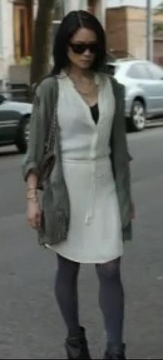 Lucy Liu's wardrobe on Elementary