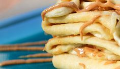 These crepes are so delicious, you'll never know they are grain free, dairy free, & gluten free!