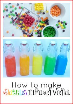 How to Make Skittles