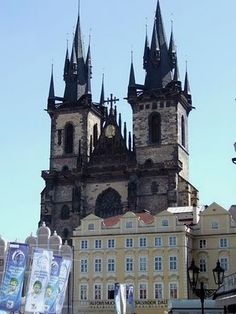 Church of Our Lady before Tyn; Prague