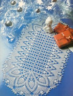 tabl oval, de mesa, paths, mesas, crochet, caminho de, mesa oval