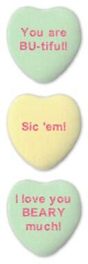 Happy Valentine's Day, #Baylor family! #SicEmWithLove