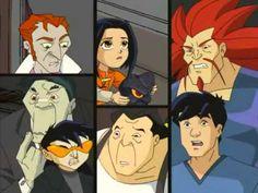 Las Aventuras de Jackie Chan capitulo 77 parte 1 en español.