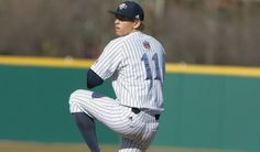 Cameron Neff was named WCC Pitcher of the Week on Monday.