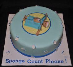So cute! Surg Tech Cake!