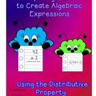 This product contains lesson plans for the 6th grade math Common Core Standard 6 EE 2b. It contains: -instructions on how to teach the distributive...