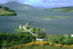 Medieval Castles in Scotland