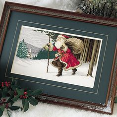 Christmas Journey Cross Stitch Pattern ePattern