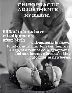 Chiropractic Adjustments for Children.