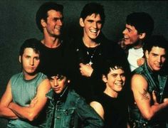 80s movies  The Outsiders