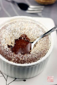 Mmmm!! Chocolate Molten Cake! Would go on another carnival cruise just for this :) @Kacey Brown @Karisa Davis