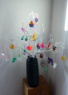 perleplade træ