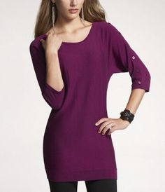 Purple is my color, after all - Express $49.90