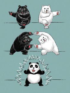 Fusión Panda :)
