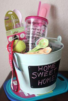 housewarming gift basket!!