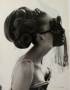 white mask, lace, veils, masks, inspir, writers, hair, design, black