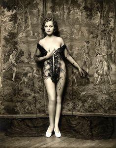 ziegfeld star - anna lee peterson - by Alfred Cheney Johnston
