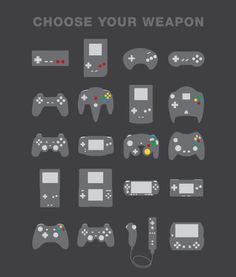 Choose wisely you nerds