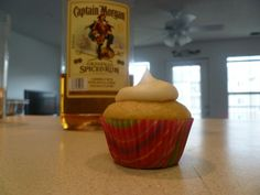 Rum and Coke Cupcakes | Cupcakes for Dinner