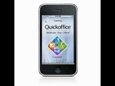 Using Quicksheet - Quickoffice® Pro for iPhone & iPod touch: Learn how to create, edit and save spreadsheets in Quicksheet, the spreadsheet editor in the Quickoffice Pro for iPhone and iPod touch.