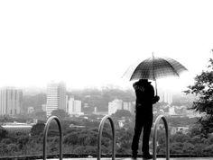 Rainy day in Sampa...
