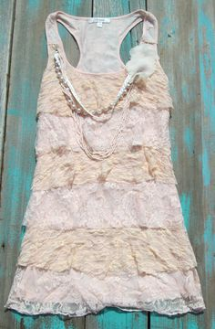 Cowgirl Gypsy Lace Top