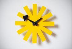 Asterisk clock DIY
