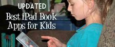 Best iPad Book Apps for Kids